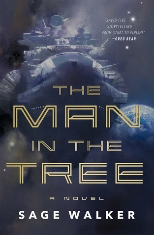 man in the tree